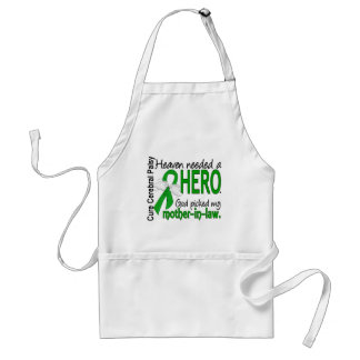 Heaven Needed a Hero CP Mother-In-Law Apron