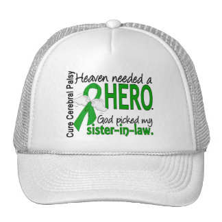 Heaven Needed a Hero CP Sister-In-Law Hats