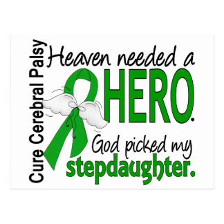Heaven Needed a Hero CP Stepdaughter.png Postcard
