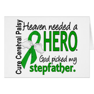 Heaven Needed a Hero CP Stepfather Cards