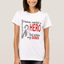 Heaven Needed a Hero Dad Parkinson's T-Shirt