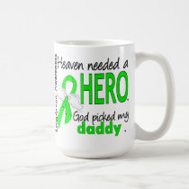 Heaven Needed a Hero Daddy Lymphoma Coffee Mug