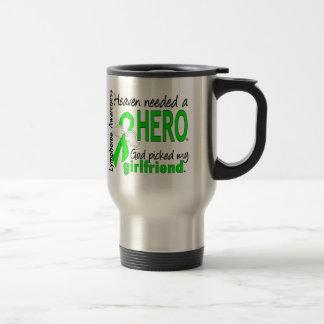 Heaven Needed a Hero Girlfriend Lymphoma Coffee Mug