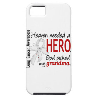 Heaven Needed A Hero Grandma Lung Cancer iPhone SE/5/5s Case