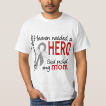 Heaven Needed a Hero Mom Parkinson's T-Shirt