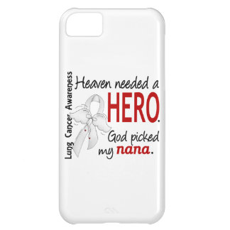 Heaven Needed A Hero Nana Lung Cancer iPhone 5C Cover