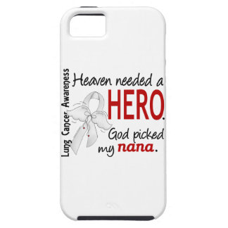 Heaven Needed A Hero Nana Lung Cancer iPhone SE/5/5s Case