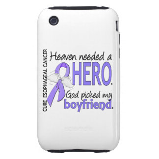 Heaven Needed Hero Esophageal Cancer Boyfriend Tough iPhone 3 Cover