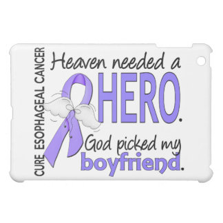 Heaven Needed Hero Esophageal Cancer Boyfriend Cover For The iPad Mini