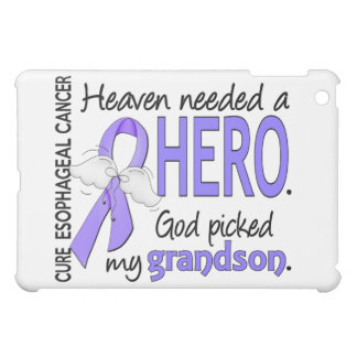 Heaven Needed Hero Esophageal Cancer Grandson iPad Mini Cover