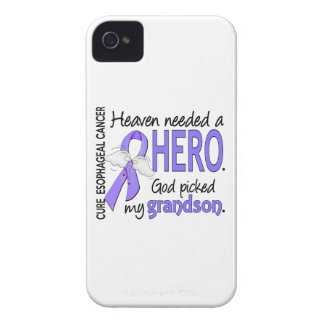 Heaven Needed Hero Esophageal Cancer Grandson iPhone 4 Case-Mate Case