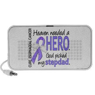 Heaven Needed Hero Esophageal Cancer Stepdad iPhone Speaker