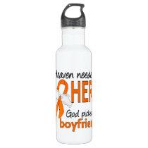 Heaven Needed Hero Leukemia Boyfriend Water Bottle
