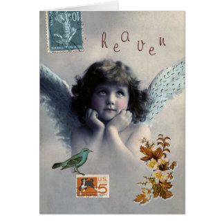 Heaven Note Card