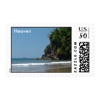 Heaven Official Postage Stamp photo by Karl Camp