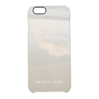 Heaven on Earth by Uname_ Clear iPhone 6/6S Case