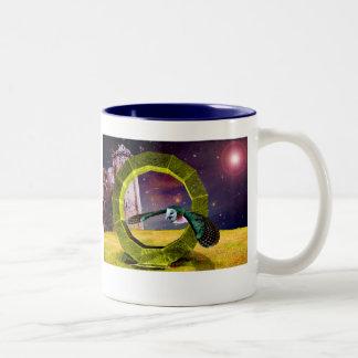 Heaven on Earth Coffee Mugs