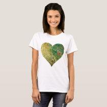 Heaven on Earth Heart T-Shirt