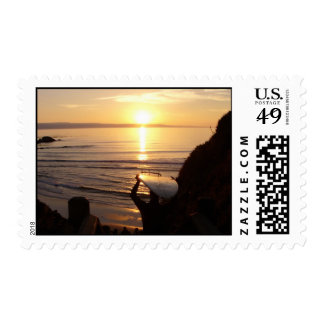 Heaven on Earth Postage Stamps