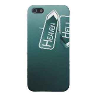 Heaven or Hell iPhone Cover