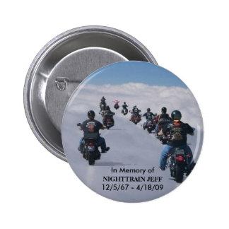 Heaven Pinback Button