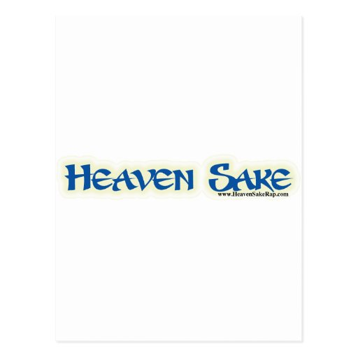 Heaven Sake Post Cards