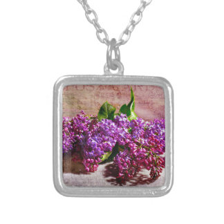 Heaven Scent Silver Plated Necklace