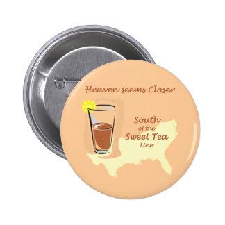 Heaven Seems Closer 2 Inch Round Button
