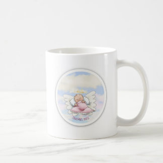 Heaven Sent - Angel Baby Girl Coffee Mug
