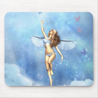 Heaven Sent Angel Mouse Pad