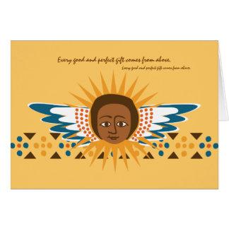 Heaven Sent - Announcement Cards