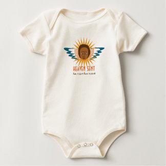 Heaven - Sent Baby Bodysuit