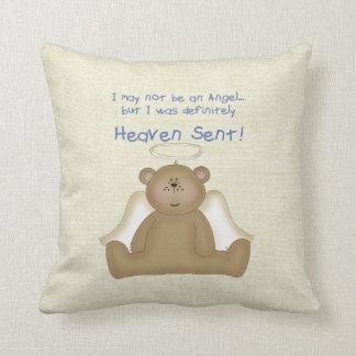 Heaven Sent (boys) Pillow