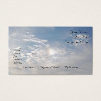 Heaven Sent - business card template