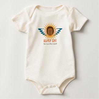 Heaven Sent Gondar Angel Baby Bodysuit