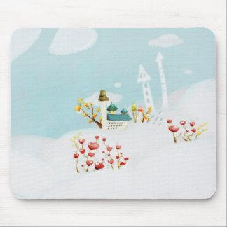 heaven sent mouse pad