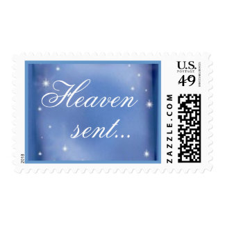 Heaven Sent Postage Stamp