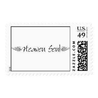 Heaven Sent Postage Stamps