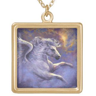 Heavenbound Goldtone Necklace
