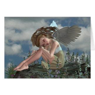 Heavenly Angel - Greeting Card