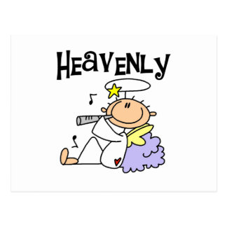 Heavenly Angel T-shirts and Gifts Postcard