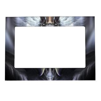Heavenly Angel Wing Cross Magnetic Frame