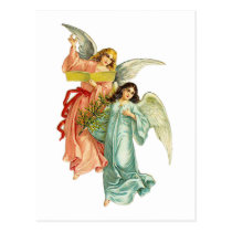 Heavenly Angels Postcard
