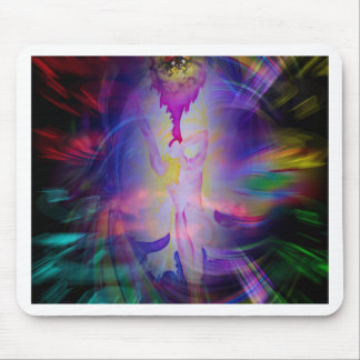 Heavenly apparition mouse pad