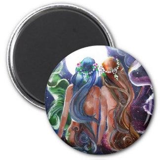 Heavenly bodies Mermaid Magnet