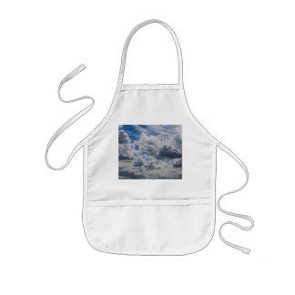 Heavenly Clouds Kids' Apron