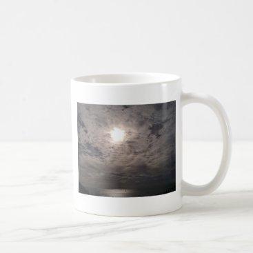 Beach Themed heavenly clouds coffee mug