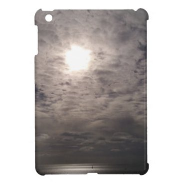 Beach Themed heavenly clouds iPad mini cover