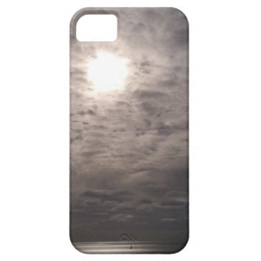 Beach Themed heavenly clouds iPhone SE/5/5s case