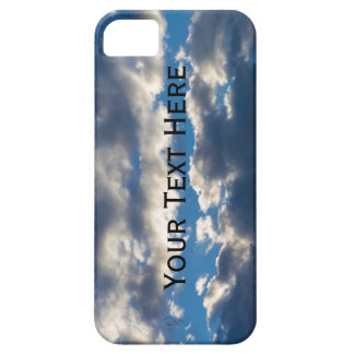 Heavenly Clouds iPhone SE/5/5s Case
